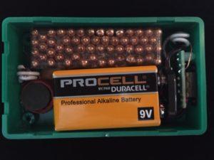 zapper battery